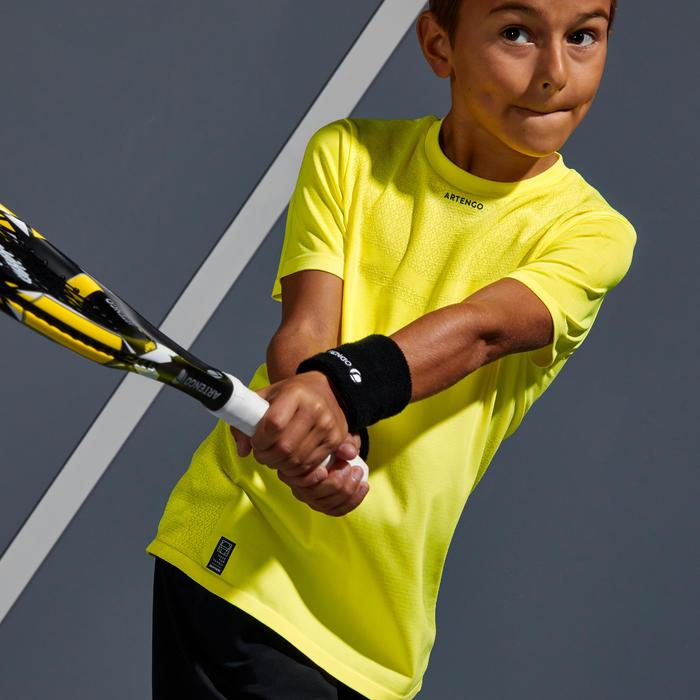 T-Shirt Soft 900 Jungen gelb