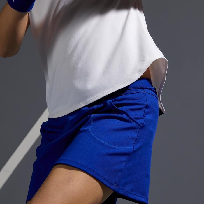 Tennisrock Pocket 500 indigoblau