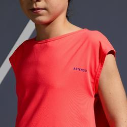 T-shirt voor meisjes 500 roze