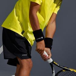 Tennisshort voor jongens 900 zwart