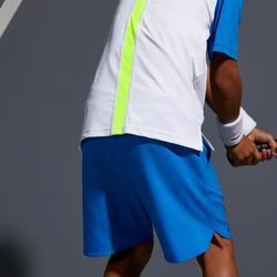 500 Kids' Tennis Shorts - Blue