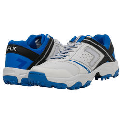 MEN'S ANTI ABRASION CRICKET SHOES CS 300, BLUE