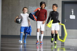 football enfant