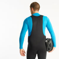 Essential Cycling Long-Sleeved Base Layer – Blue
