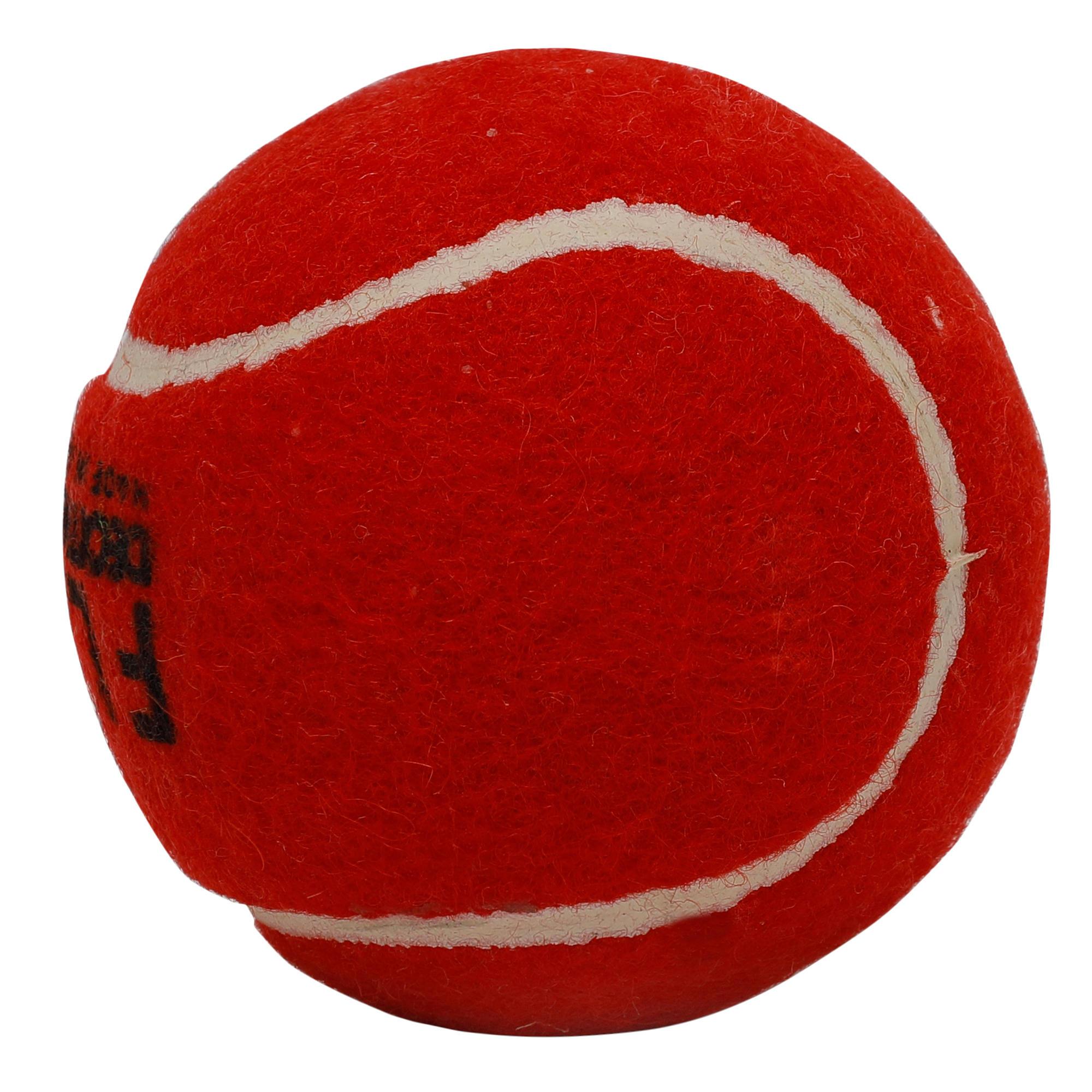 Cricket Meduim Hard Tennis ball, for cricket, red