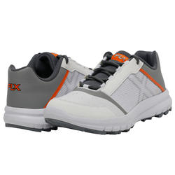 MEN'S CRICKET SHOE CS100, GREY