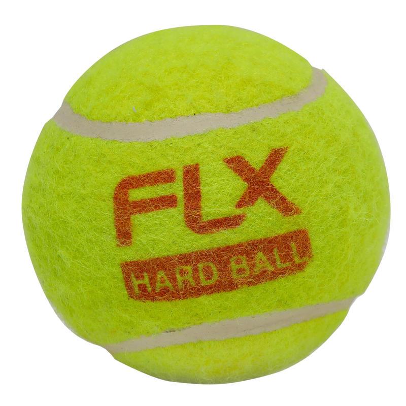 Cricket Hard Tennis ball, for cricket, Fluorescence Green