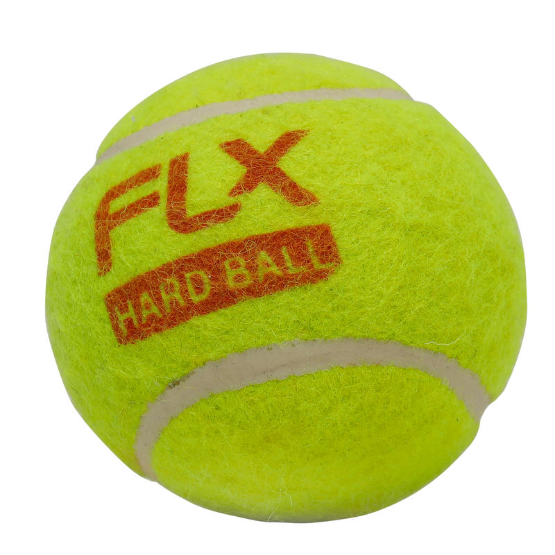 Cricket Hard Tennis ball, for cricket, Fluorescence Green