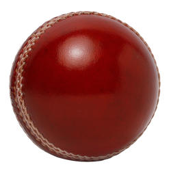 CRICKET NON TOXIC 2 PIECE LEATHER BALL, ICC STANDARD