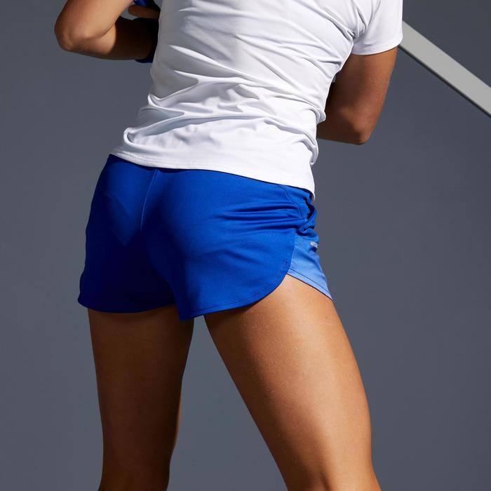 Shorts SH Soft 500 Tennis Damen blau