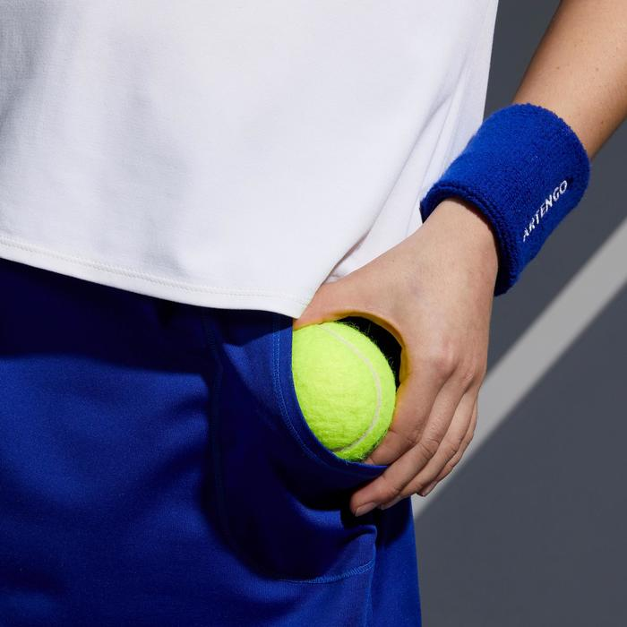 Tennisrock Pocket 500 indigoblau