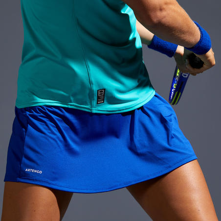 SK Soft 500 Tennis Skirt - Blue