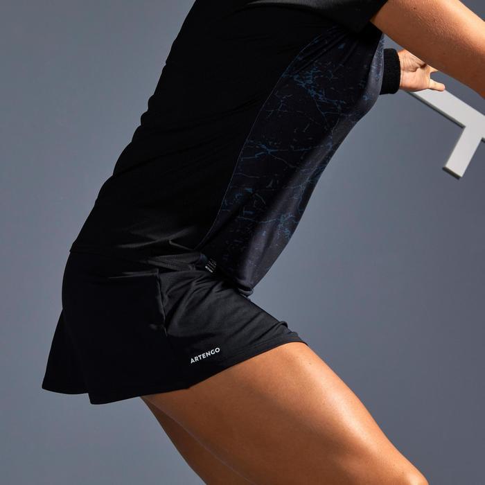 Tennisrokje SK Soft 500 zwart