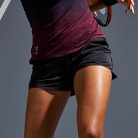 900 SH Light Women's Tennis Shorts - Black