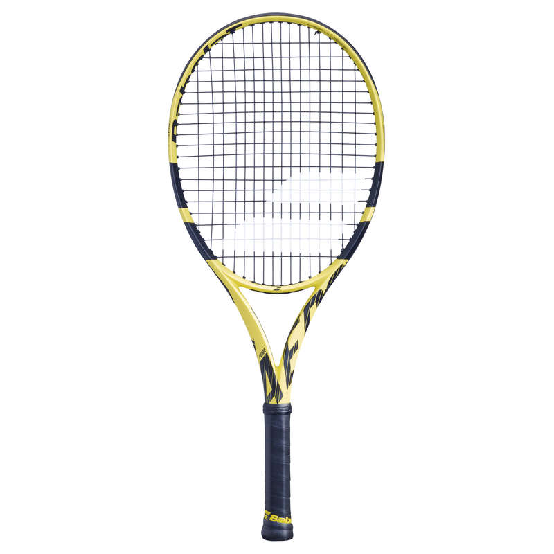 TENNISRACKETAR, JUNIOR Racketsport - Tennisracket PURE AERO 26 2019 BABOLAT - Tennis