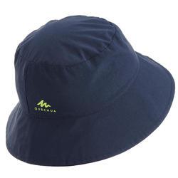 Sombrero Junior Senderismo Quechua Bob MH Kid 3/6 Años Azul Marino