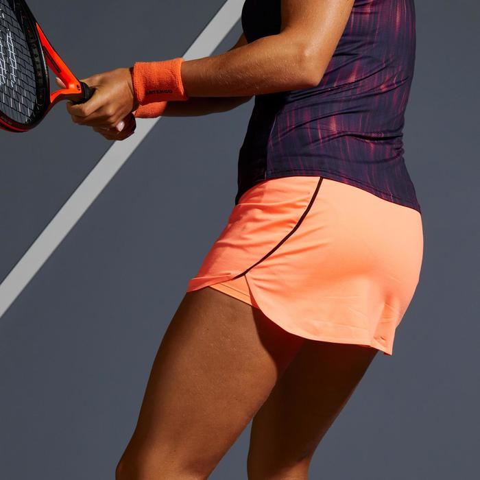 Tennisrock SK Light 990 Damen orange