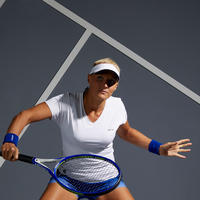 Soft 500 Women's Tennis T-Shirt - White