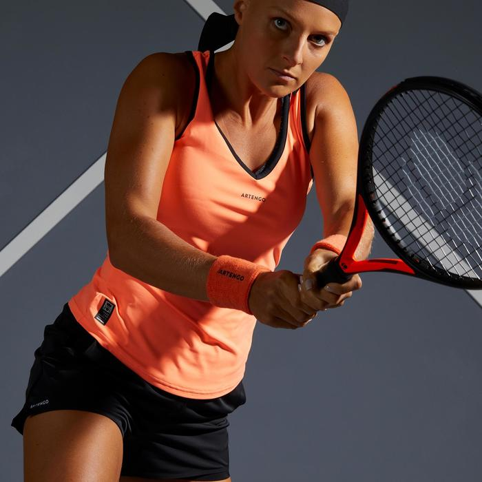 900 TK Light Women's Tennis Tank Top - Orange
