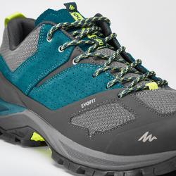 Men's mountain hiking shoes - MH500 - Blue