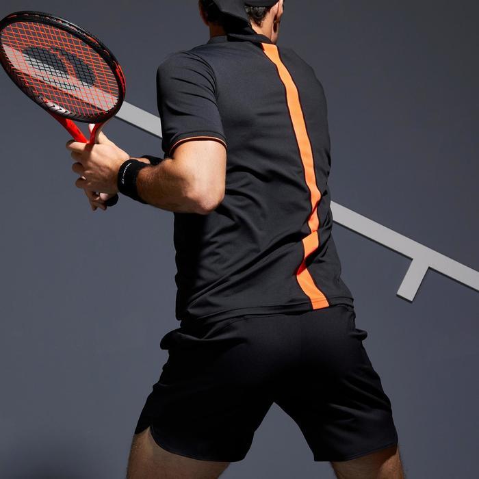 Poloshirt Dry 500 Tennispolo Herren