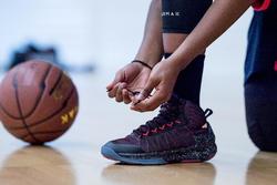 Shield 500 Basketball Shoes Red/Black - Men's