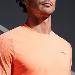 T-Shirt Dry 500 Herren koralle