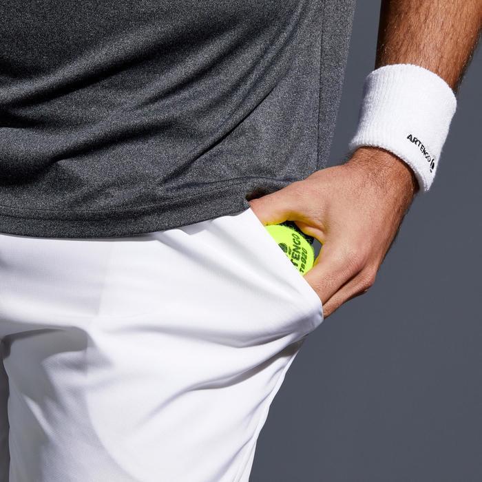 Men's Tennis Shorts Dry TSH 100 - White