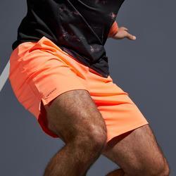 SHORT DE TENNIS HOMME DRY 500 CORAIL