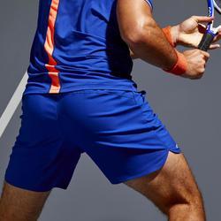 網球短褲DRY 500-藍色