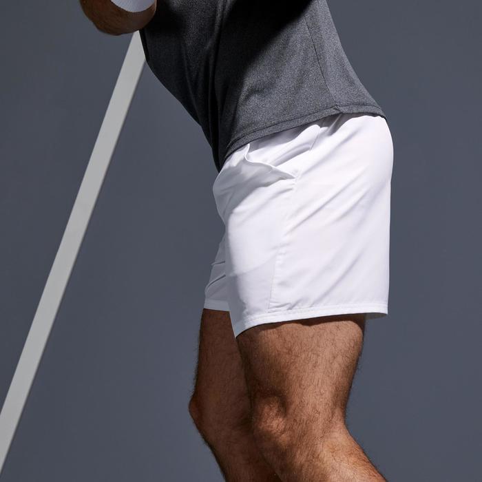 Dry 100 網球短褲- 白色