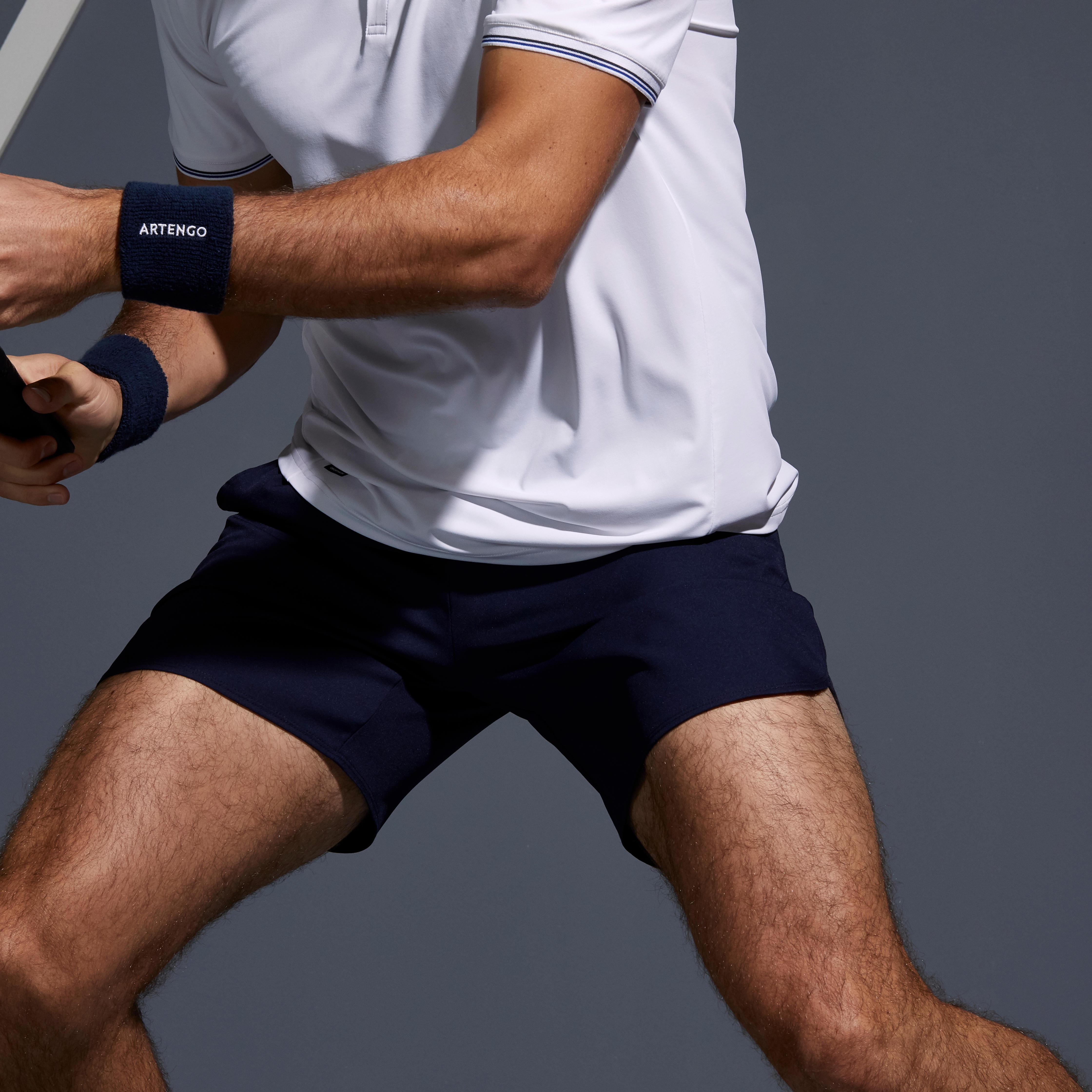 Dry 500 Court Tennis Shorts - Navy