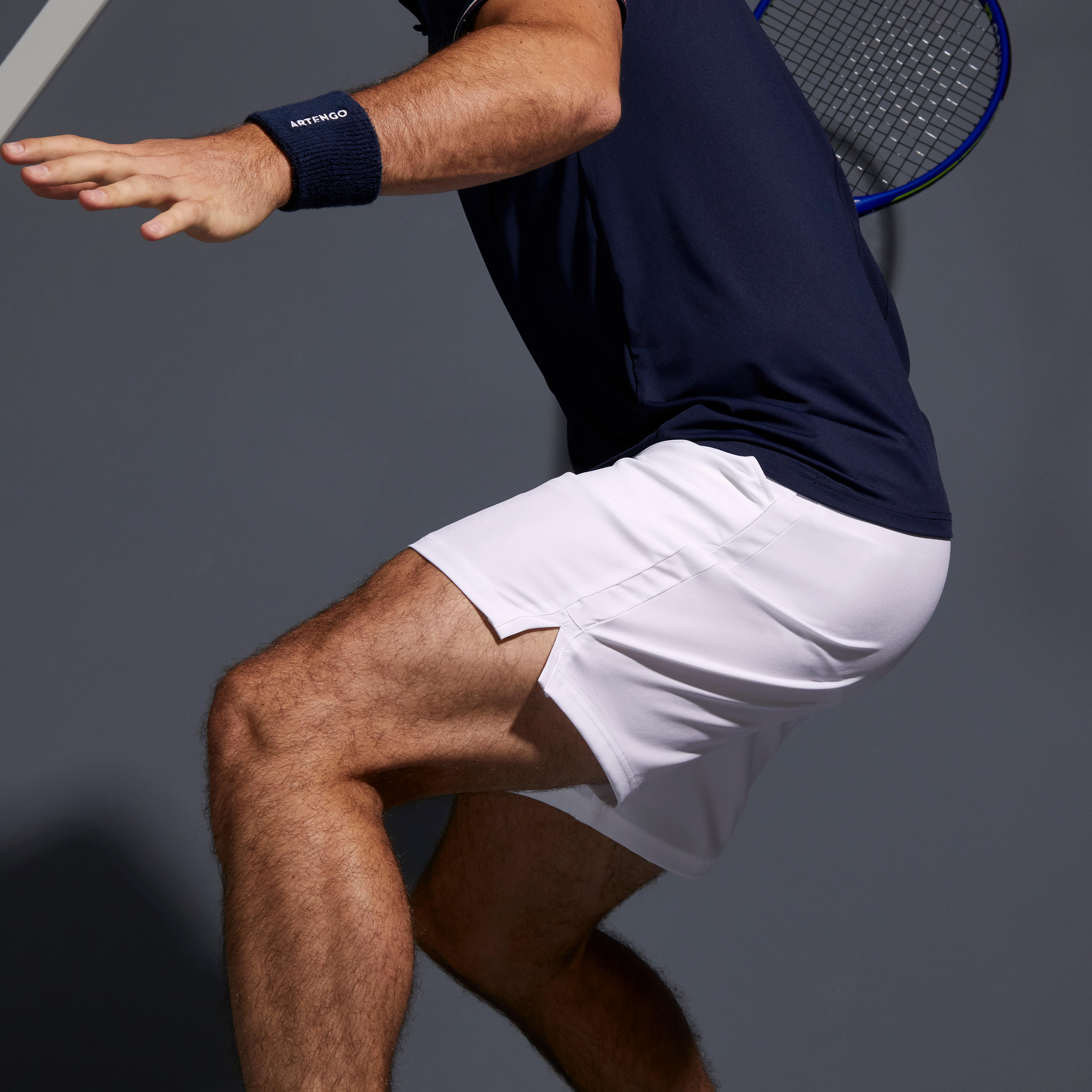 Dry 500 Tennis Shorts - White