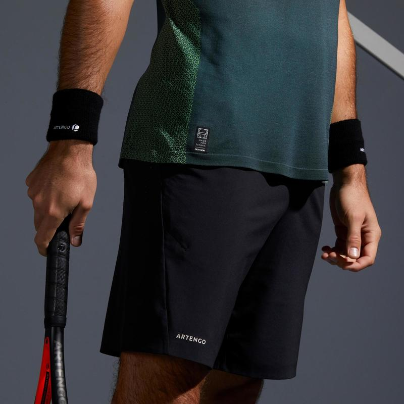 9b748d72137ae6 Pantaloncini tennis uomo LIGHT 900 neri | artengo