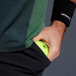 Tennisshort voor heren Light 900 zwart