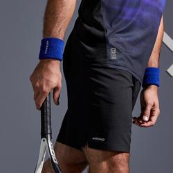 Dry 500 Tennis T-Shirt - Black/Blue