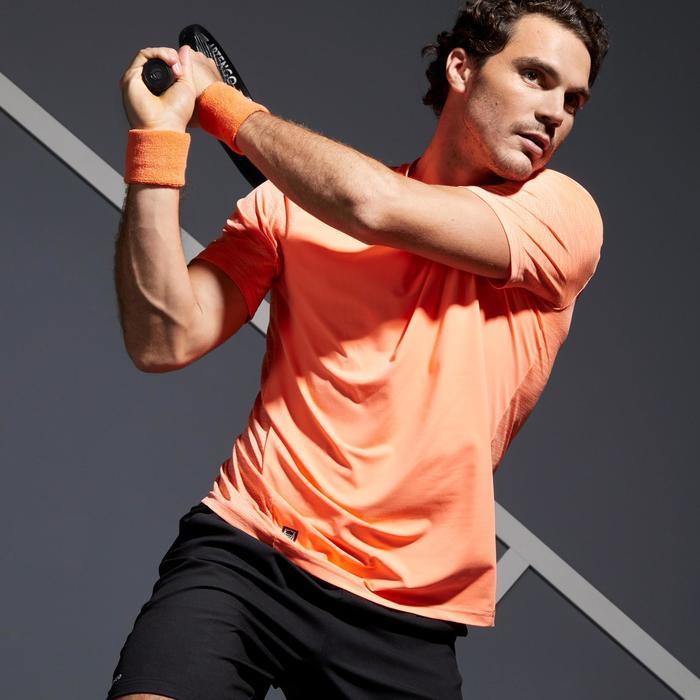 Dry 500 Tennis T-Shirt - Coral
