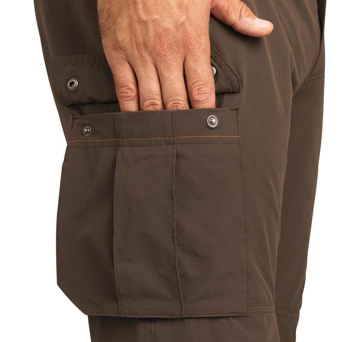 500 Lightweight Breathable Hunting Trousers Solognac Decathlon