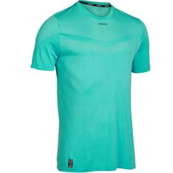 T-shirt tennis Light 990 heren turkoois