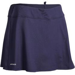 網球短裙SK Soft 500-軍藍色