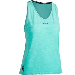 TK Light 990 Women's Tennis Tank Top - Turquoise