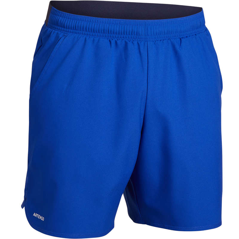 MEN WARM CONDITION RACKET SP APAREL Tennis - 500 Dry Shorts ARTENGO - Tennis Clothes