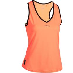 900 TK Light Women's Tennis Tank Top - Orange