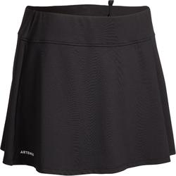Soft 500 Tennis Skirt - Black