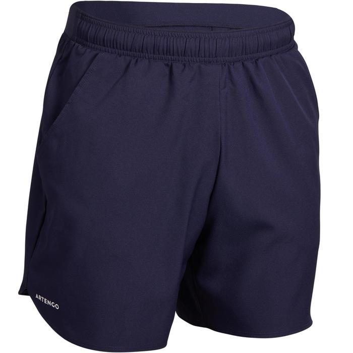 Shorts Dry 500 Court Tennishose Herren marineblau