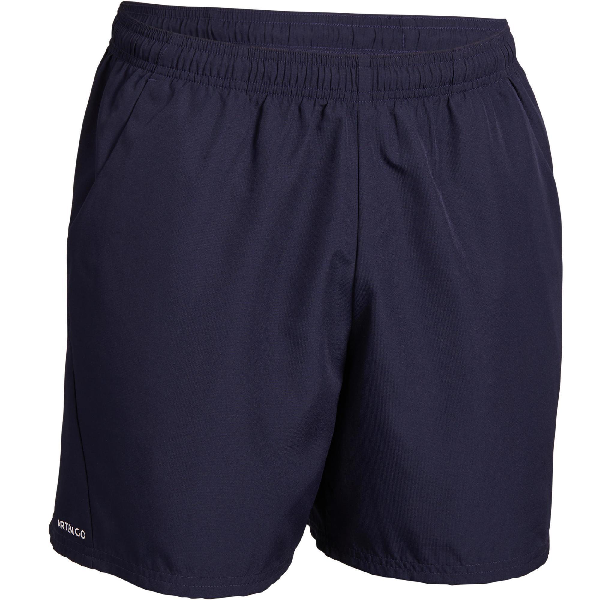 Short tennis homme dry 100 marine artengo