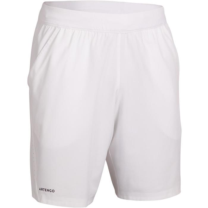 Shorts Light 900 Tennishose Herren weiß
