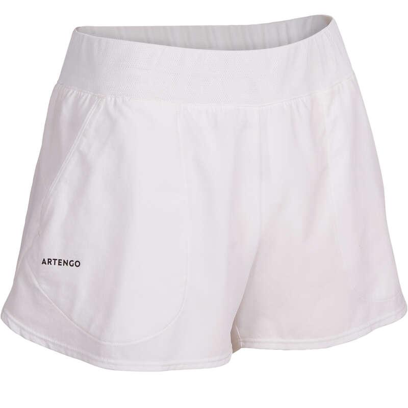 TENNIS Allwetter Bekleidung Damen - Shorts SH Soft500 Tennis Damen ARTENGO