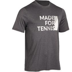 e53aaa45f305 Soft 100 Tennis T-Shirt - Mottled Grey