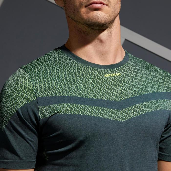 Light 990 Tennis T-Shirt - Khaki